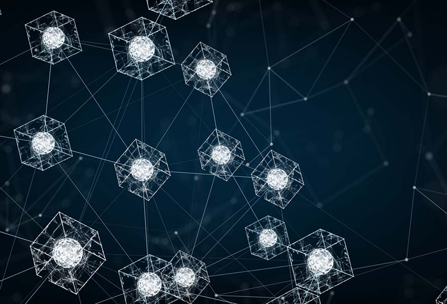 blockchain distributed network